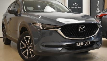 2020 Mazda CX-5 GT Wagon