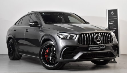 2021  Mercedes-Benz GLE-Class Gle63 Amg S Coupe