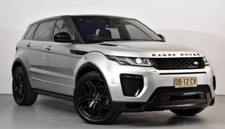 2016  Land Rover Range Rover Evoque Td4 180 Hse Dynamic Wagon