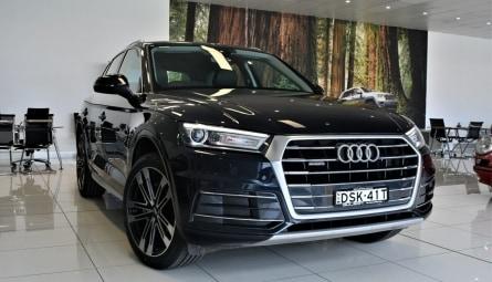 2017  Audi Q5 Tdi Design Wagon