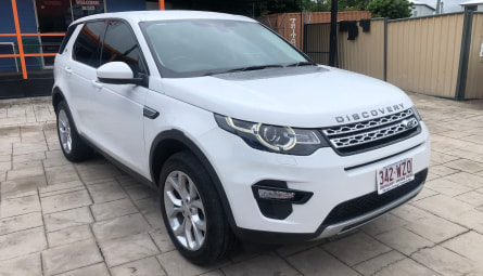2016 Land Rover Discovery Sport TD4 HSE Wagon