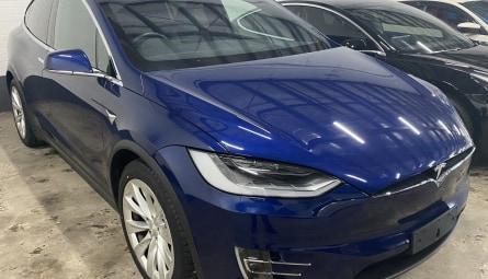 2018  Tesla Model X 75d Wagon
