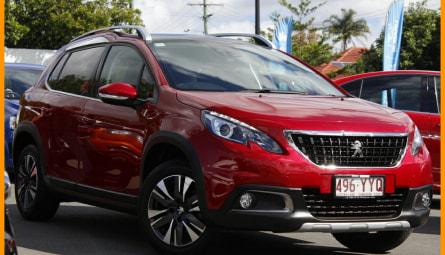 2018  Peugeot 2008 Allure Wagon