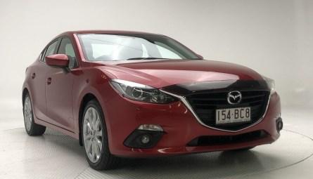 2014 Mazda 3 SP25 Sedan