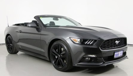 2017  Ford MustangConvertible