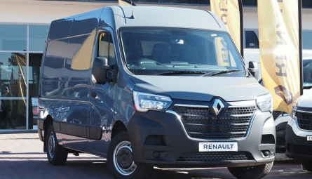 2021  Renault Master Pro 110kw Van