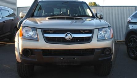 2009 Holden Colorado LX Utility Crew Cab