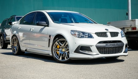 2016 Holden Special Vehicles Clubsport R8 Track Edition Sedan