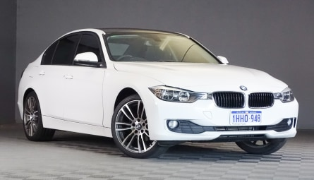 2014  BMW 3 Series 316i Sedan