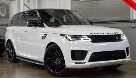 2019  Land Rover Range Rover Sport Sdv6 183kw Se Wagon