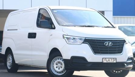 2019  Hyundai iLOADVan