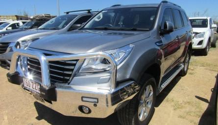 2020  Haval H9 Ultra Wagon