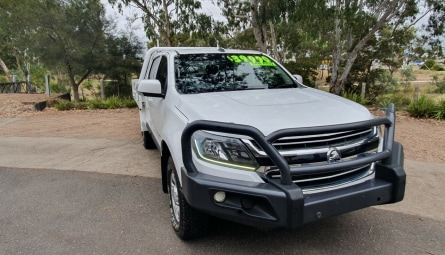 2017 Holden Colorado LS Pickup Crew Cab