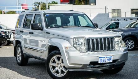 2010 Jeep Cherokee Limited Wagon