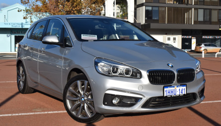 2015  BMW 2 Series 220i Luxury Line Active Tourer