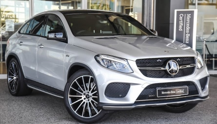 2016  Mercedes-Benz GLE-Class Gle450 Amg Coupe