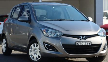 2013 Hyundai i20 Active Hatchback