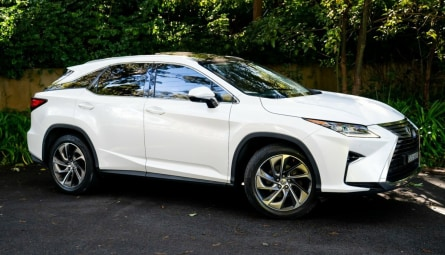 2017  Lexus RX Rx350 Sports Luxury Wagon