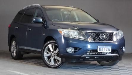 2013  Nissan Pathfinder Ti Wagon