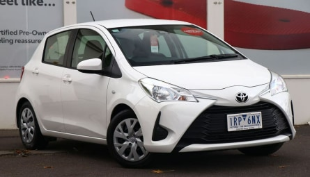 2019  Toyota Yaris Ascent Hatchback