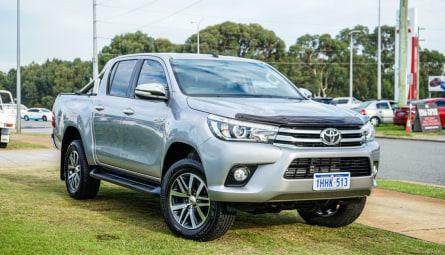 2017 Toyota Hilux SR5 Utility Double Cab
