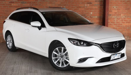 2017  Mazda 6 Touring Wagon