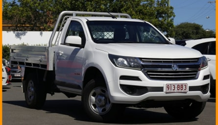 2017 Holden Colorado LS Cab Chassis Single Cab