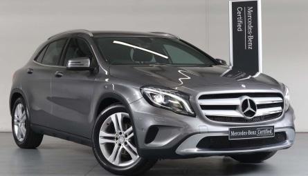 2015 Mercedes-Benz GLA-Class GLA200 CDI Wagon