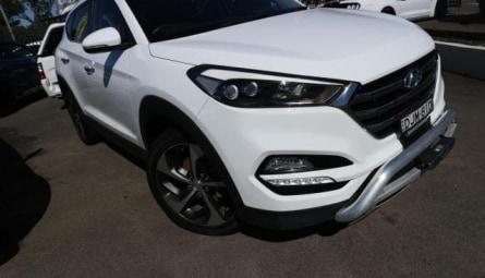 2016 Hyundai Tucson Elite Wagon