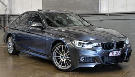 2017  BMW 3 Series 330i M Sport Sedan