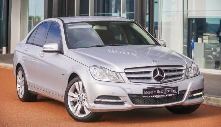 2011  Mercedes-Benz C-Class C200 Blueefficiency Sedan
