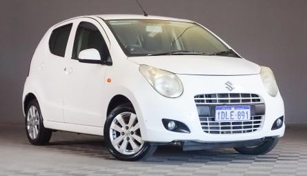2010  Suzuki Alto Glx Hatchback
