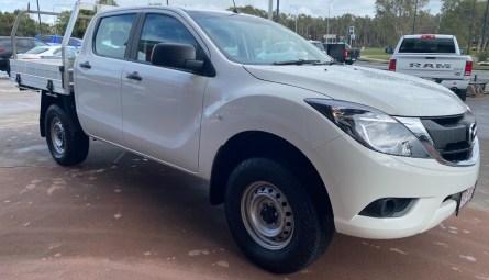 2016  Mazda BT-50 Xt Utility Dual Cab