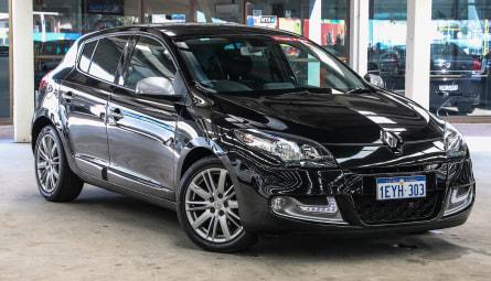 2014  Renault Megane Gt-line Hatchback