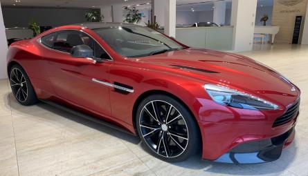 2013 Aston martin VanquishCoupe