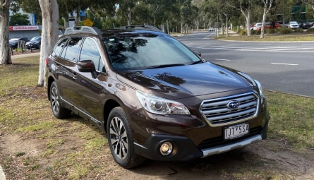2017 Subaru Outback 2.5i Wagon