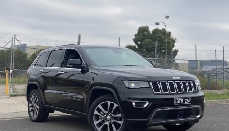 2018 Jeep Grand Cherokee Limited Wagon