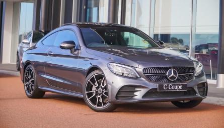 2021  Mercedes-Benz C-Class C200 Coupe