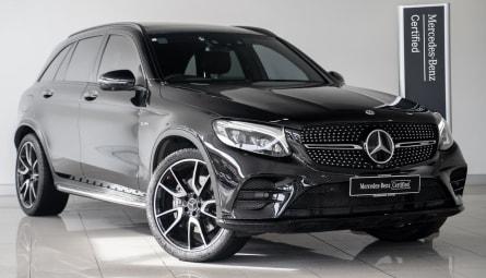 2018  Mercedes-Benz Glc-class Glc43 Amg Wagon