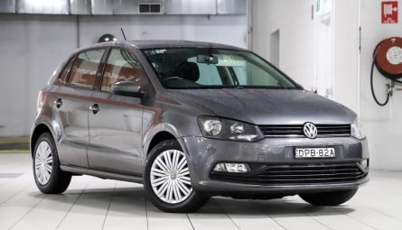 2017  Volkswagen Polo 66tsi Trendline Hatchback