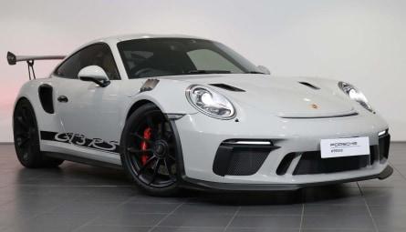 2018  Porsche 911 Gt3 Rs Coupe