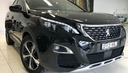 2018  Peugeot 3008 Gt Line Suv