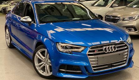 2018 Audi S3Sedan