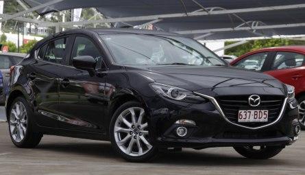 2015  Mazda 3 Sp25 Gt Hatchback