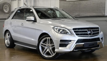 2014 Mercedes-Benz M-Class ML350 BlueTEC Wagon