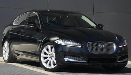 2012  Jaguar XF Luxury Sedan