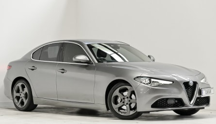 2017 Alfa Romeo Giulia Super Sedan