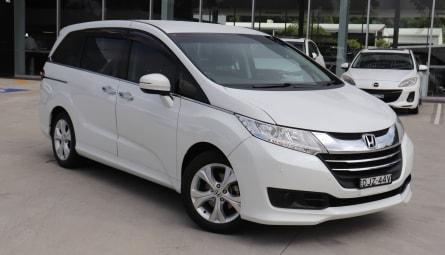 2016 Honda Odyssey VTi Wagon
