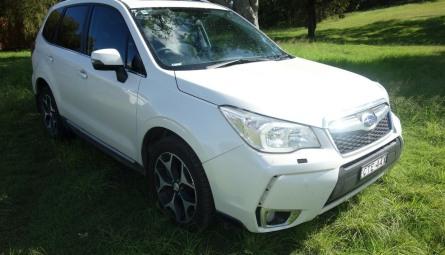 2013 Subaru Forester XT Premium Wagon