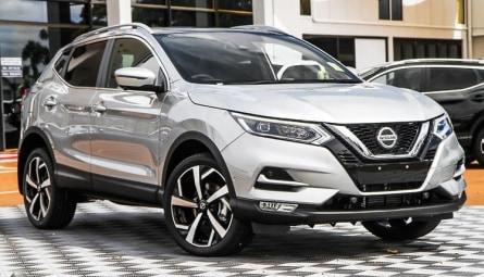 2021  Nissan QASHQAI Ti Wagon
